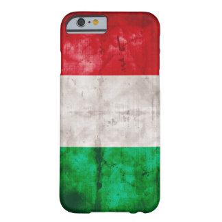 Bandera italiana funda para iPhone 6 barely there