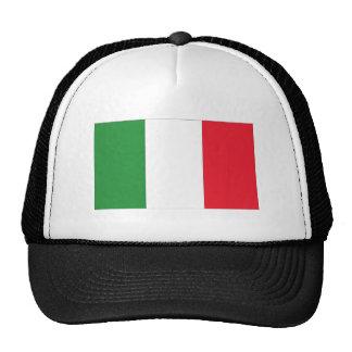 Bandera italiana gorros