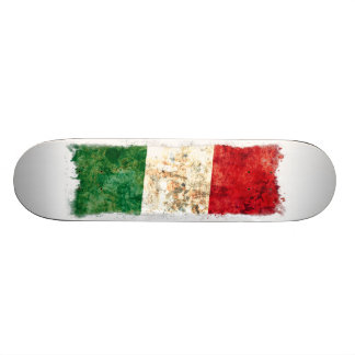 Bandera italiana monopatin personalizado