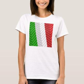 Bandera italiana playera