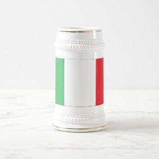 Bandera italiana Stein Taza