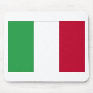 BANDERA ITALIANA ALFOMBRILLA DE RATÓN