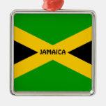 BANDERA JAMAICANA ADORNO