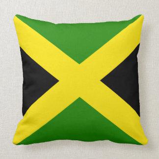 Bandera jamaicana cojin