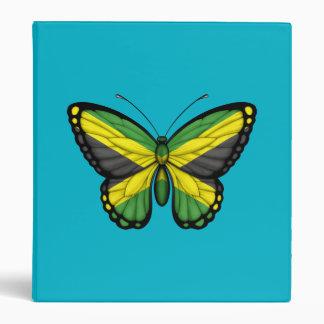 Bandera jamaicana de la mariposa