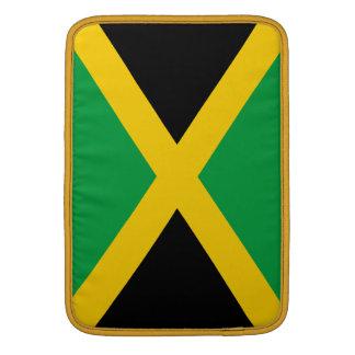 Bandera jamaicana fundas MacBook
