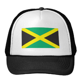 Bandera jamaicana gorras