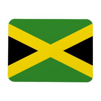 Bandera jamaicana iman de vinilo