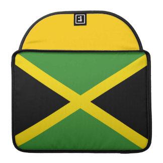 Bandera jamaicana fundas para macbook pro