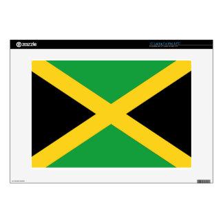 Bandera jamaicana portátil 38,1cm skins