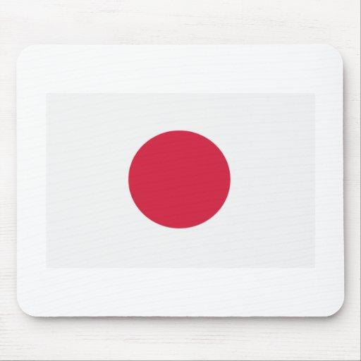 Bandera Japón Tapetes De Ratones