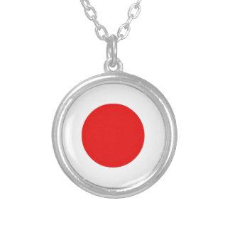 Bandera japonesa colgante redondo