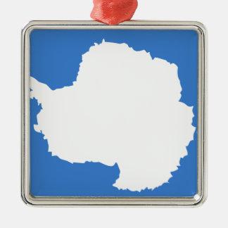 Bandera la Antártida de Graham Bartram Adorno De Reyes
