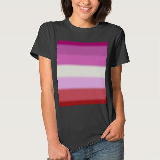 Bandera lesbiana del orgullo de Falln Polera