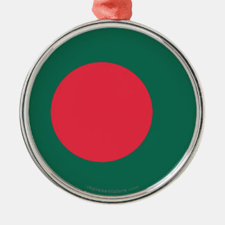 Bandera llana de Bangladesh Ornamente De Reyes