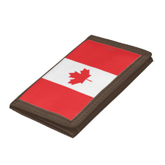 Bandera llana de Canadá