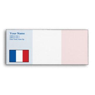 Bandera llana de Francia