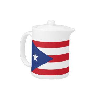 Bandera llana de Puerto Rico