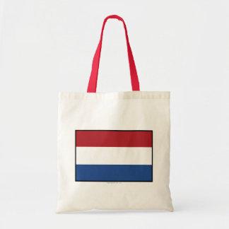 Bandera llana holandesa bolsa