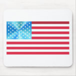 Bandera los E.E.U.U. de las rayas de las estrellas