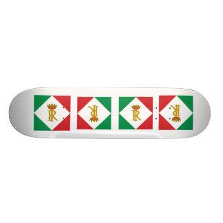 Bandera los presidentes anteriores Italia, Italia Patín Personalizado