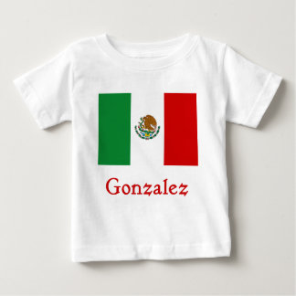 Bandera mexicana de Gonzalez Poleras