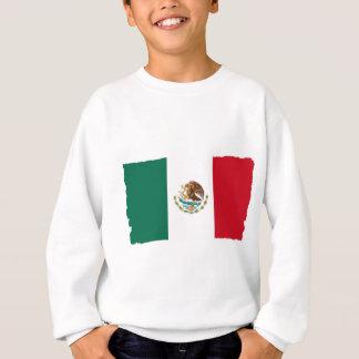 Bandera mexicana de México Poleras