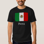 Bandera mexicana de Pérez Playera