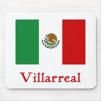 Bandera mexicana de Villarreal Tapete De Ratones