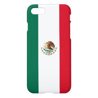 Bandera mexicana funda para iPhone 7