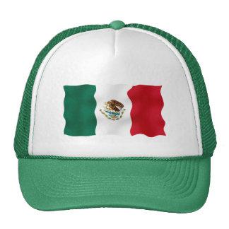 Bandera mexicana - gorra