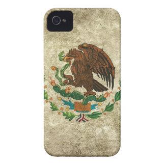 bandera mexicana iPhone 4 protectores