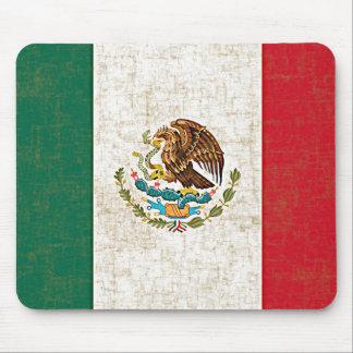 BANDERA MEXICANA Mousepad