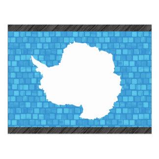 Bandera moderna de Antartican del modelo Tarjetas Postales