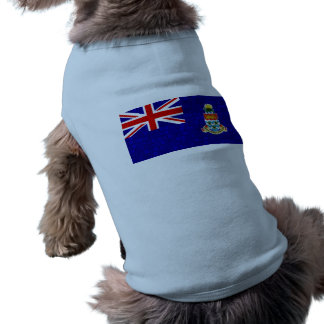 Bandera moderna de persona de Caimán del modelo Camisa De Mascota