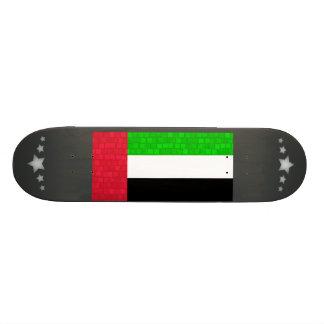 Bandera moderna del árabe del modelo monopatines personalizados