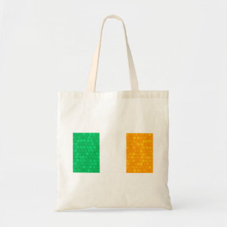 Bandera moderna del irlandés del modelo bolsa de mano