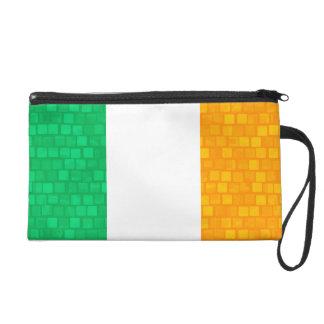 Bandera moderna del irlandés del modelo