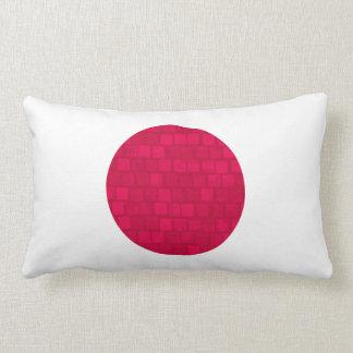 Bandera moderna del japonés del modelo almohadas