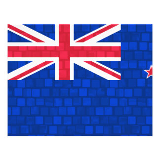 Bandera moderna del kiwi del modelo tarjetas informativas