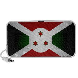 Bandera monocromática de Burundi Altavoz
