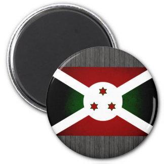 Bandera monocromática de Burundi Iman De Nevera