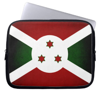 Bandera monocromática de Burundi Manga Computadora