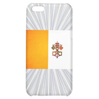 Bandera monocromática de la Ciudad del Vaticano