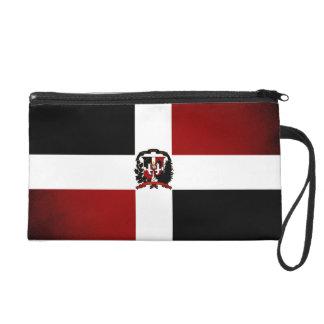 Bandera monocromática de la República Dominicana