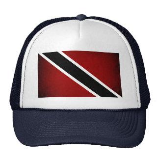 Bandera monocromática de Trinidad and Tobago Gorro De Camionero