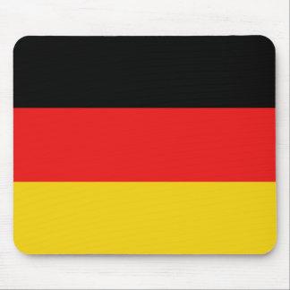 Bandera Mousepad de Alemania