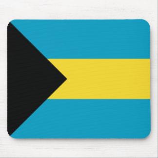 Bandera Mousepad de Bahamas Tapetes De Ratones