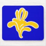 Bandera Mousepad de Bruselas Bélgica Alfombrilla De Ratones