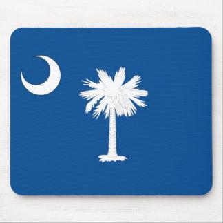 Bandera Mousepad de Carolina del Sur Tapete De Ratones